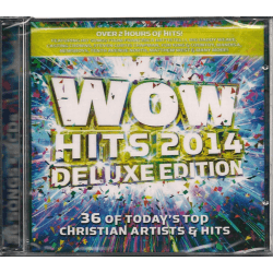 WOW HITS 2014 DELUXE EDITION [2 CD] 36 OF TODAY'S TOP CHRISTIAN ARTISTS & HITS