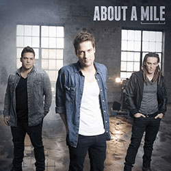 ABOUT A MILE - CD