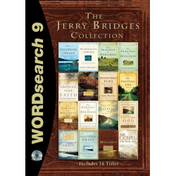 Wordsearch 9 - The Jerry Bridges Collection