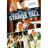 WHEN THE GAME STANDS TALL DVD 2015