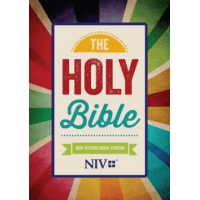 ENGLISCH, BIBLE NIV, POPULAR PAPERBACK, RAYS COVER
