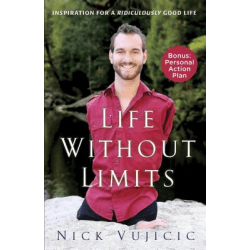 LIFE WITHOUT LIMITS (ENGLISCH,MEIN LEBEN OHNE LIMITS)
