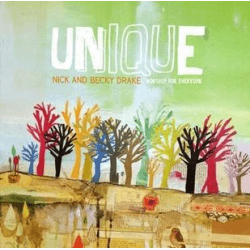UNIQUE- WORSHIP FOR EVERYONE- CD