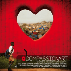 COMPASSIONART CD - CREATING FREEDOM FROM POVERTY