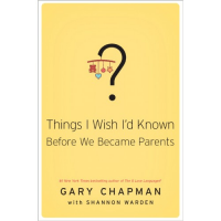 THINGS I WHISH I'D KNOWN BEFORE WE BECAME PARENTS