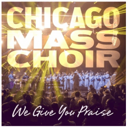 WE GIVE YOU PRAISE CD [2016]
