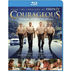 COURAGEOUS (2011) [BLU-RAY] - HONOR BEGINS AT HOME