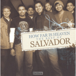 HOW FAR IS HEAVEN CD - THE BEST OF SALVADOR