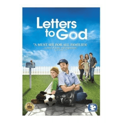 LETTERS TO GOD DVD - HOPE IS CONTAGIOUS