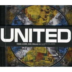 A CROSS TO THE EARTH CD - HILLSONG UNITED