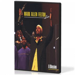 A BLESSING DVD - LIVE IN CONCERT