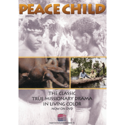 PEACE CHILD, THE CLASSIC TURE MISSIONARY DRAMA IN LIVING COLOR, DVD