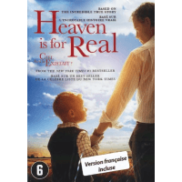 HEAVEN IS FOR REAL? - DVD - VERSION FRANCAISE INCLUSE!