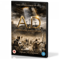 A.D. Kingdom and Empire (2015) - [DVD]