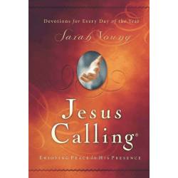 Jesus Calling, Enjoying Peace in His Presence [ Un moment avec Jésus en anglais] - Devotions for Every Day of the Year