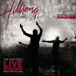 ULTIMATE COLLECTION VOL.2 CD - THE VERY BEST LIVE WORSHIP SONGS FROM HILLSONG