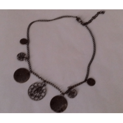 COLLIER MEDAILLONS