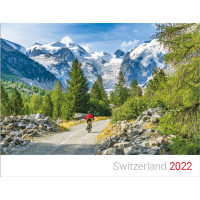Paysages Suisses [anglais] - Calendrier mural